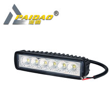 PAIDAO 18 Вт DRL светодиодный пятно Наводнение свет работы 12 вольт светодиодный Рабочие освещение по бездорожью внедорожник автомобиля грузовик фар 9-32 В 4WD лампа