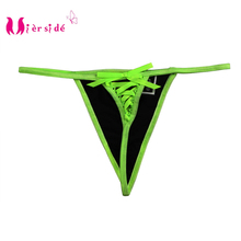Thong Pants G-String Straps-Pattern Everydaywear Sexy Big-Size Mierside TH05 From-Xs-6xl