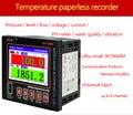Безбумажный рекордер высокой точности промышленный температуры и влажности электрический детектор давления