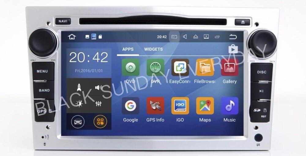 """7 """"2 ГБ + 32 ГБ Android 6.0 мультимедиа музыки нет DVD плеер для Opel 4 ядра Аудиомагнитолы автомобильные стерео GPS навигации двойной 2 DIN HD"""