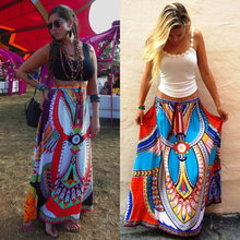 2017 Polyester Sari India Rushed Dress New Sale Women Shopping Pakistan Saree National Thailand Posed Skirts Printed Dresses(China)