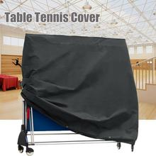 Высокое качество ткань Оксфорд пинг понг стол чехол для хранения настольный теннис лист Крытый Открытый универсальная защита от ржавчины