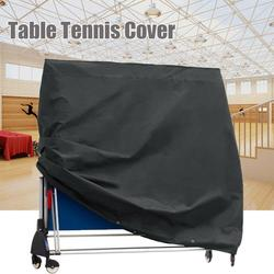 High quality Oxford Cloth Ping Pong Table Storage Cover Table Tennis Sheet Indoor Outdoor UNIVERSAL Protection Anti Rust