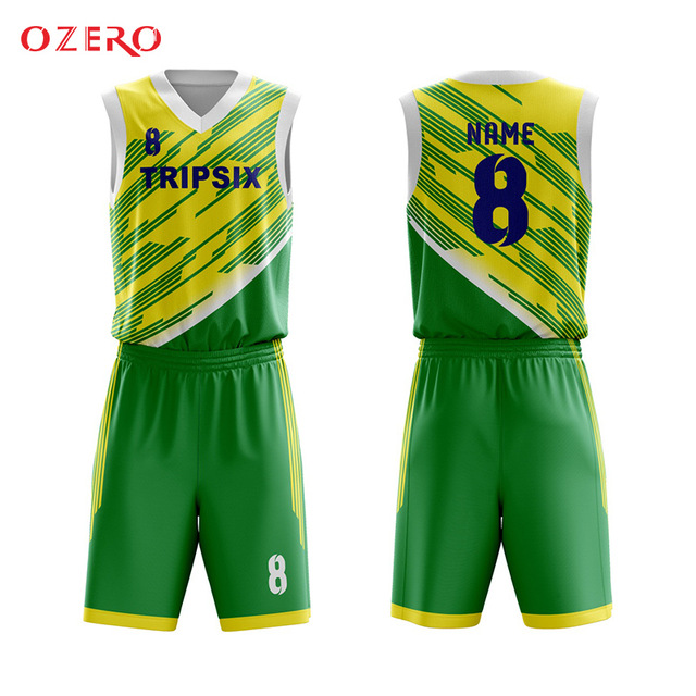 latest basketball jersey design color green 0461607d2