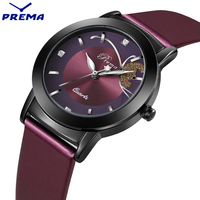 PREMA Brand Women Watches Fashion Quartz Watch Women S Clock Relojes Mujer Dress Ladies Watch Business