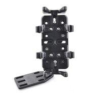 Motorrad Roller Bremse/Kupplung Reservoir Phone Halter standplatz für 4 5 5 zoll Handys und GPS|holder stand|phone mount holderstand for -