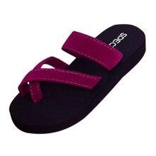 Zapatillas SAGACE de verano informales para mujer, Sandalias planas para mujer, sandalias de playa con punta abierta, zapatos de verano 2019