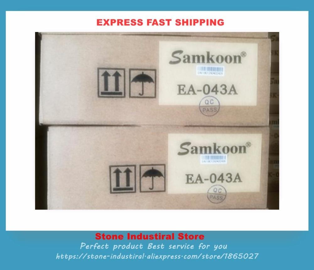 2pcs a lots EA-043A 4.3 inch HMI Touch Screen New BOX buy it diretly 1pcs lot stk621 043a stk621 043a module90 days warranty