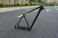 Full Carbon UD Matt Matte 29 Wheel Mountain Bike MTB 29er Frame Headset Rear Derailleur