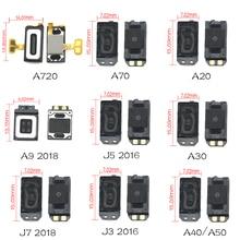 20 יח\חבילה אפרכסת אוזן רמקול מקלט עבור Samsung A9 A8 A6 A7 J7 J6 J8 J4 2018/J3 J5 2016/A20 A30 A40 A50 A70