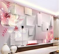 3d tapety ścienne na zamówienie naklejki ścienne włókniny 3d ustawienie ścian pokoju tapety 3d przejrzyste kwiaty tapety na ścianach 3 d