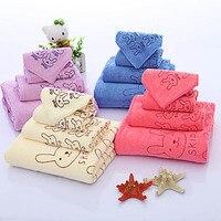 Hot! Bär Massivsilikonhülle Frisches design Handtuch Qualität Quick Dry Hand handtücher Für Bad Niedlichen Kaninchen Tier Badetuch Für Erwachsene Baby