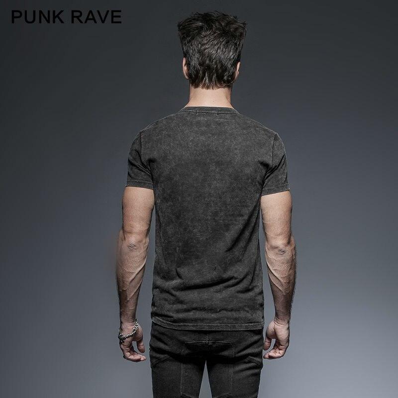 Punk Rave տղամարդու վերնաշապիկ - Տղամարդկանց հագուստ - Լուսանկար 3