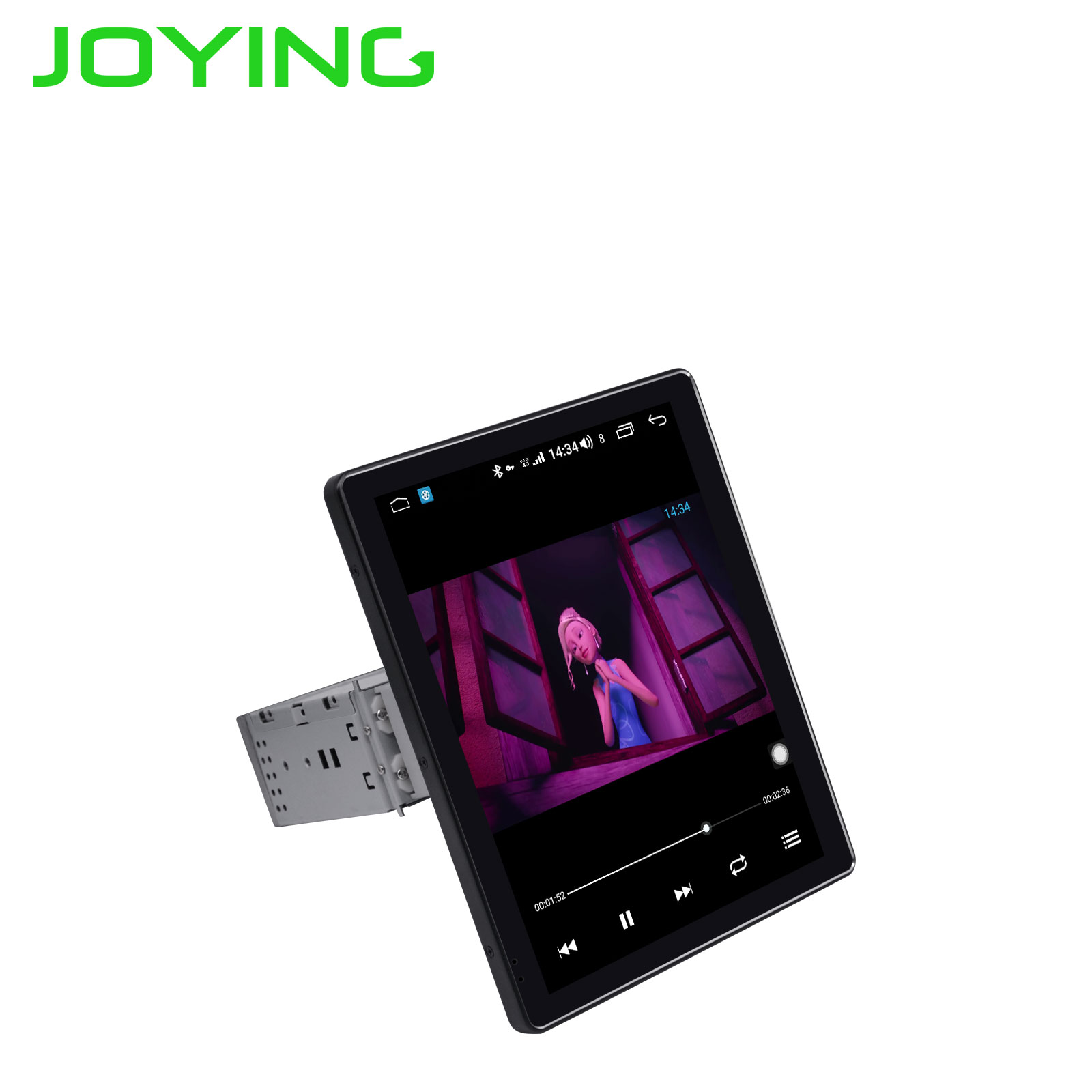 JOYING 9,7 zoll HD IPS Bildschirm 4gb + 64gb Octa Core Android 8.1 Auto Multimedia-Player 1 din auto Radio Stereo GPS Head Unit