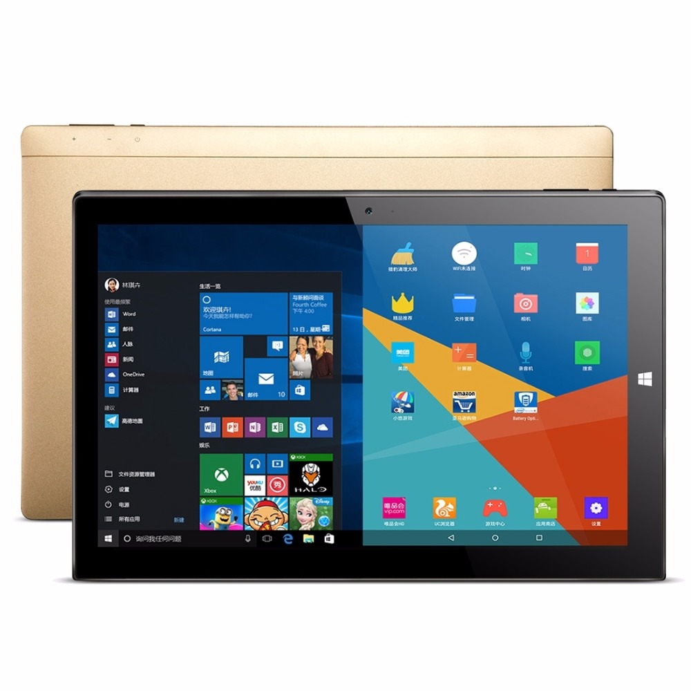 Original ONDA oBook 20 Plus 10 1 inch Tablets Windows 10 Home Remix OS 2 0