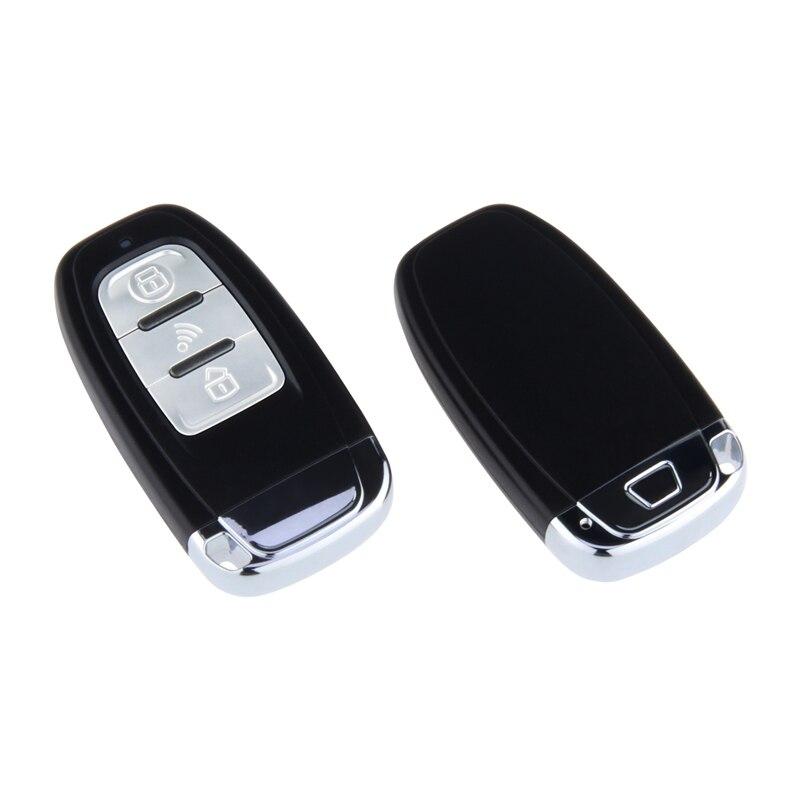 EASYGUARD qualité clé intelligente PKE système d'alarme de voiture bouton poussoir démarrage arrêt démarrage à distance moteur proximité déverrouillage verrouillage sans clé entrée - 5
