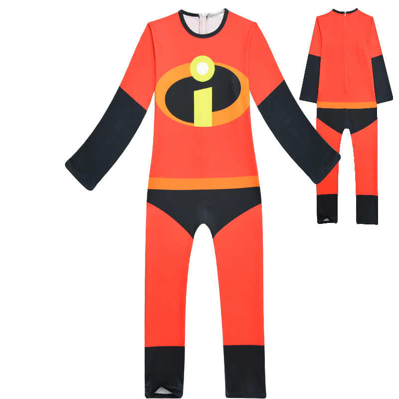 9dd86f460 ... The Incredibles 2 Mr. Incredible Bob Parr Clothing Set Bodysuit  Jumpsuit Boy Girl Costumes Cosplay ...