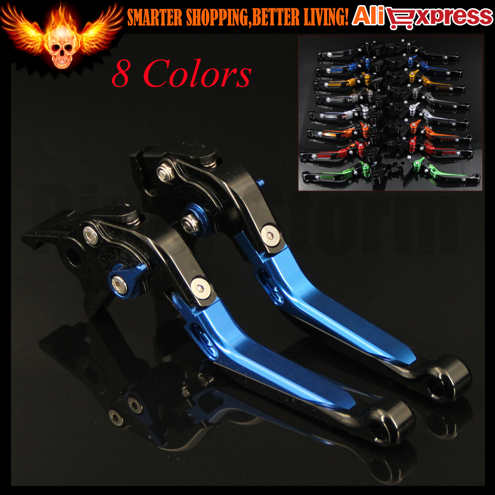 New Folding Extendable Motorcycle CNC Brake Clutch Levers For BMW R1200ST HP2 Enduro 2005 2006 2007 2008,K1600 GT/GTL 2011-2015 billet alu folding adjustable brake clutch levers for motoguzzi griso 850 breva 1100 norge 1200 06 2013 07 08 1200 sport stelvio