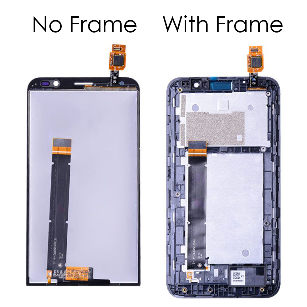 OTMIL 5 5 39 39 Original Display For ASUS Zenfone Go TV ZB551KL X013D LCD Touch Screen For ASUS X013D Zenfone ZB551KL LCD Assembly 1 in Mobile Phone LCD Screens from Cellphones amp Telecommunications