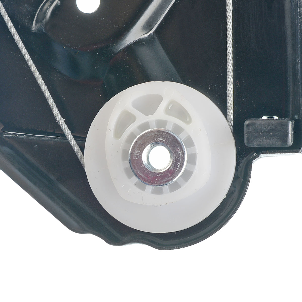 Window Regulator w//o Motor for 2002-2005 BMW 745i Front Driver Side