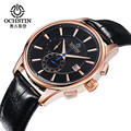 2016 Rushed Relogio Masculino Original Ochstin Luxury Brand Stainless Steel Analog Display Date Men's Quartz Watch Business Men