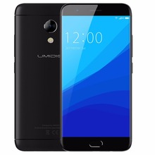 Original UMIDIGI C2 Smartphone 4GB+64GB Android 7.0 Front Touch ID 5.0″ FHD MTK6750T Octa-core 13MP 4000mah Metal Mobile Phone
