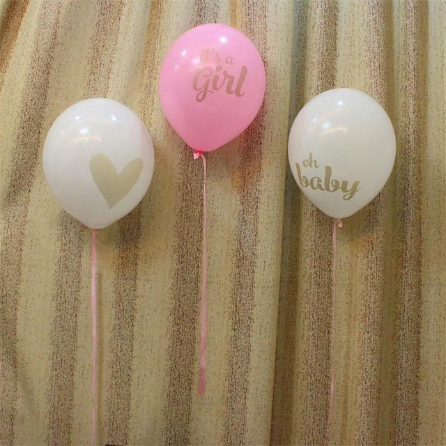 It's a Boy and It's a Girl Balloons