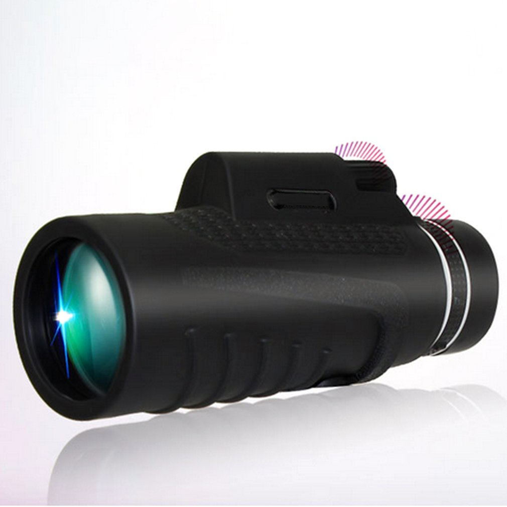 Low Light Level Night Vision Waterproof Monocular 40x60 Handheld Monocular Professional Hunting Telescope