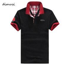 DIMUSI POLO Рубашка Мужчины Лето Повседневная Хлопок Цветочный Воротник Короткий Рукав Рубашки Camisas Polo ShirtsSolid Мужские Поло 5XL, YA597(China (Mainland))