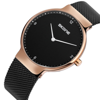 2018 Skone Watches Men Luxury Brand Modern Simple Style Unisex Women S Watch Quartz Casual Ultra