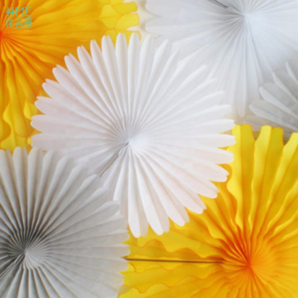 8 Inches 1pc Wedding Decoration Creative Paper Crafts Flower Origami