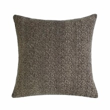Free Shipping 4 colors Solid Chenille Throw Pillow Case Woven Square Sofa Decorative Cushion Cover 45 x 45 cm Sell by Piece цены