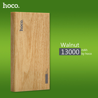 Original HOCO B12B Practical Ultra Thin Power Bank Mobile Powerbank Universal Charger For Cellphone With Large