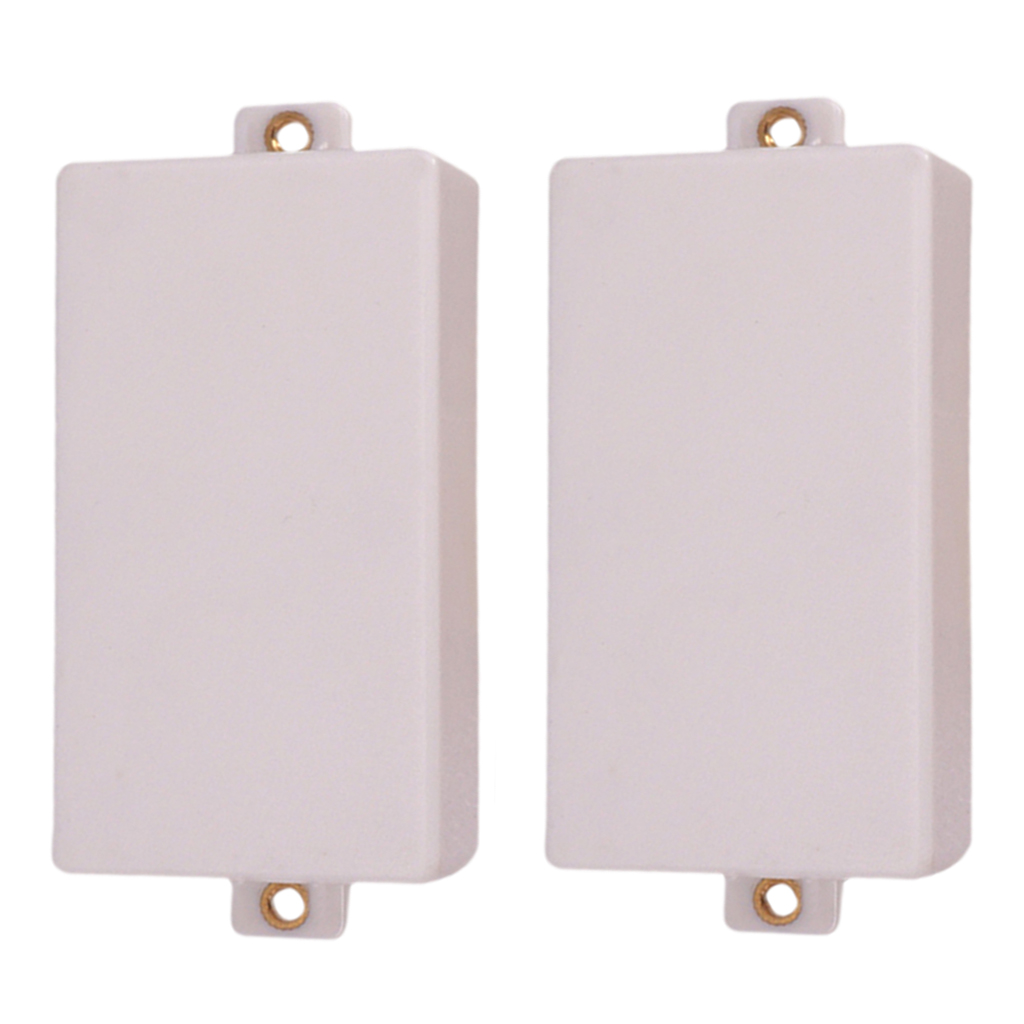 2Pcs Closed Guitar Humbucker Double Coil Pickup Covers and 3Pcs Single Coil Pickup Covers Replacement Parts for Electric Guitar in Guitar Parts Accessories from Sports Entertainment