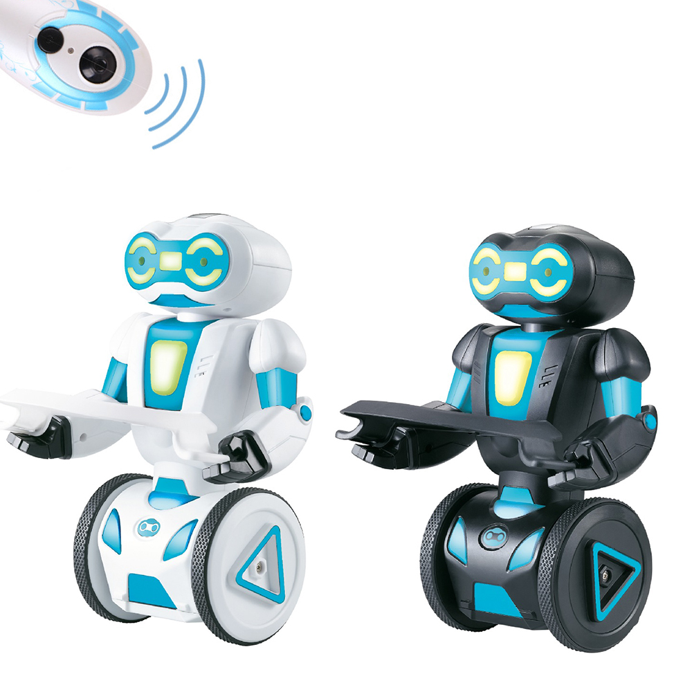 5 Operating Modes RC Voice Robot Intelligent Programming Remote Control Toys For Children Kids Birthday Present Electronic Toys