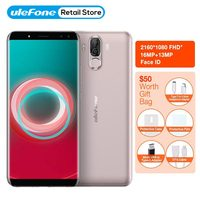 Ulefone Power 3S 4G Mobile Phones 6350mAh 5V 3A 6 0 18 9 FHD Android 7
