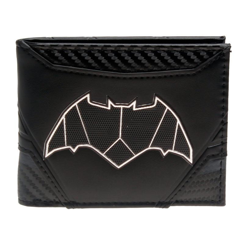 Batman Bifold Wallet DFT-13010 zelda wallet bifold link faux leather dft 1857
