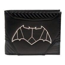 Batman Bifold Men Wallet Women Purse DFT-13010