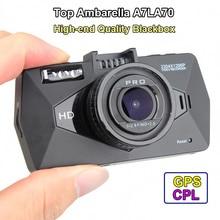 Eyoyo A7810 Auto Blackbox Sowie Mini 0806 Ambarella A7LA70 Super HD 1296 P DVR Carcam Optional GPS Logger CPL Filter