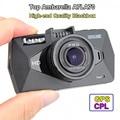 Eyoyo A7810 Coche Blackbox, Así Como Mini 0806 Ambarella A7LA70 Super HD 1296 P Carcam DVR Opcional GPS Logger CPL filtro