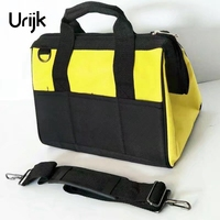 Urijk Big Cheap 600D Oxford Tool Bag Electric Repairing Hand Tools Wearable Satchel Multifunction Wrench Screwdriver