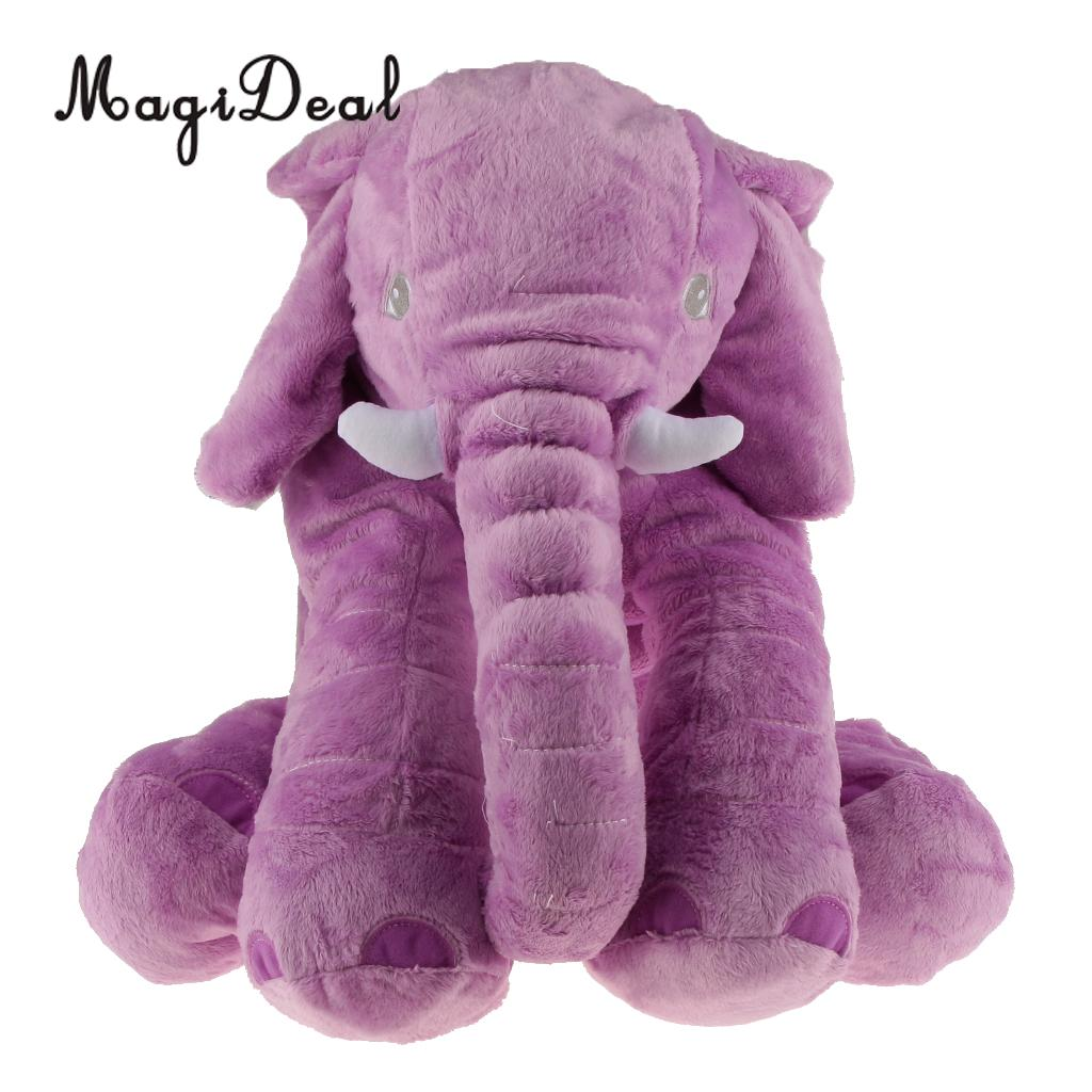 Soft Stuffed Animal Short Plush Doll Cotton Cushion Pillow Cover Toy for Bedroom TV-Watching Sofa Cushion Children Friends Gift