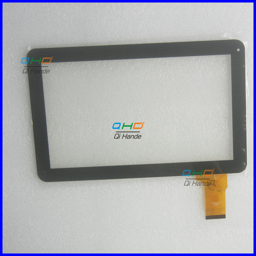 New Touch Screen Digitizer For 10.1 Denver TAQ-10123 Tablet Touch Panel Sensor Replacement Free Shipping new touch screen digitizer for no 1 s7 mtk6582 5 1 qhd quad core tablet front touch panel glass replacement free shipping