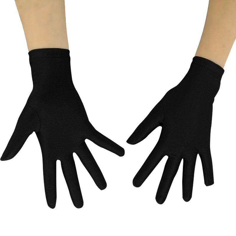 Ensnovo Adult 10 inch Wrist Length Lycra Spandex