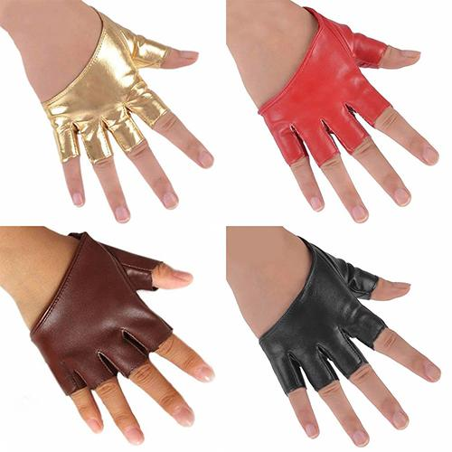 Fashion Sexy Women Girls Half Finger Fingerless Driving Dance Gloves Gifts