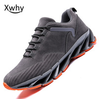 2018 New Arrival Spring Men S Running Shoes Tourism Walking Athletic Shoes Unique Trend Sports Shoes