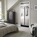 3D имитация метро ворота двери наклейки для гостиной спальни обновление водонепроницаемый постер съемный самоклеющиеся обои Декор