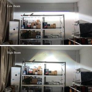 Image 5 - RONAN 3.0 cal G2 uchwyt regulacji typu szkło HD i niebieski film bi xenon mgła projektor świetlny obiektyw D2S D2H H11 lampy dla SUBARU
