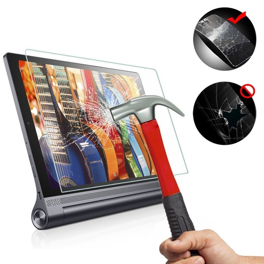 For Lenovo Yoga Tab 3 Pro 10.1 Tempered Glass For Lenovo Yoga Tab 3 Plus YT-X703 Tab3 Pro YT3-X90F X90L Screen Protector