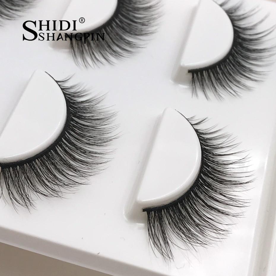 Sexy & Glamorous Fake Eyelashes